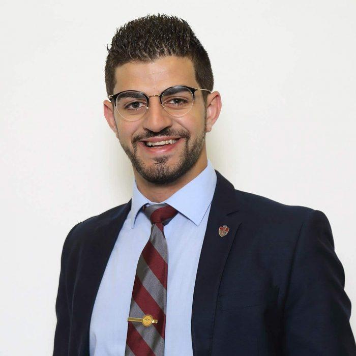 Ossama Nasrallah – Future Prime Minister