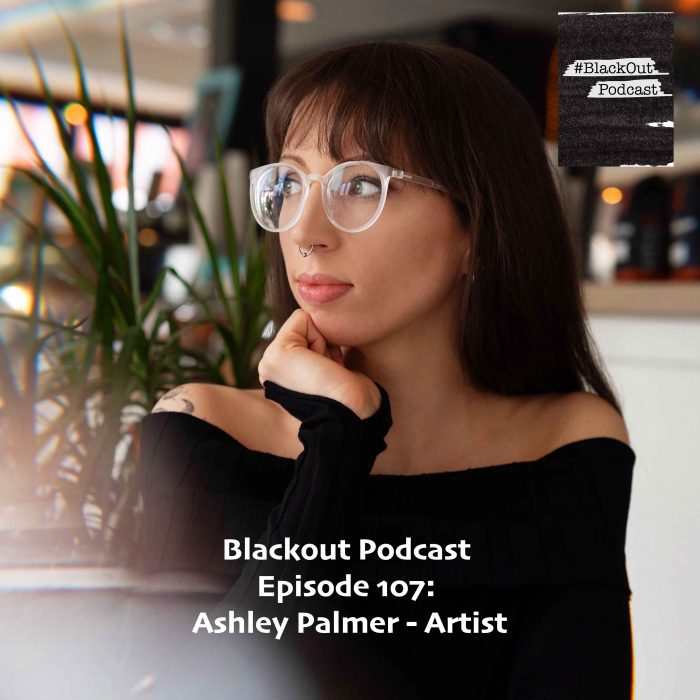 Episode 107: Ashley Palmer – Artist